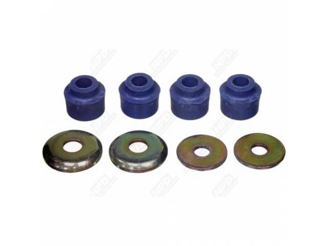 BUSHING SET, FRONT RADIUS ARM