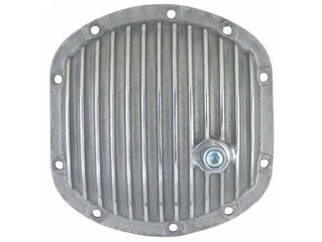 COVER AXLE HOUSING FINNED ALUMINUM