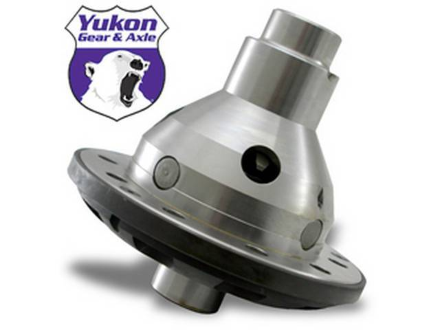 LOCKING DIFFERENTIAL ASSY, YUKON TRACTION LOCK