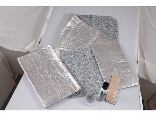 INSULATION, Roof, Acousti Shield by Quiet Ride Solutions,