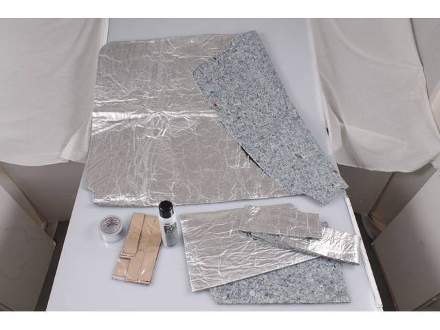 INSULATION, ROOF, ACOUSTI SHIELD