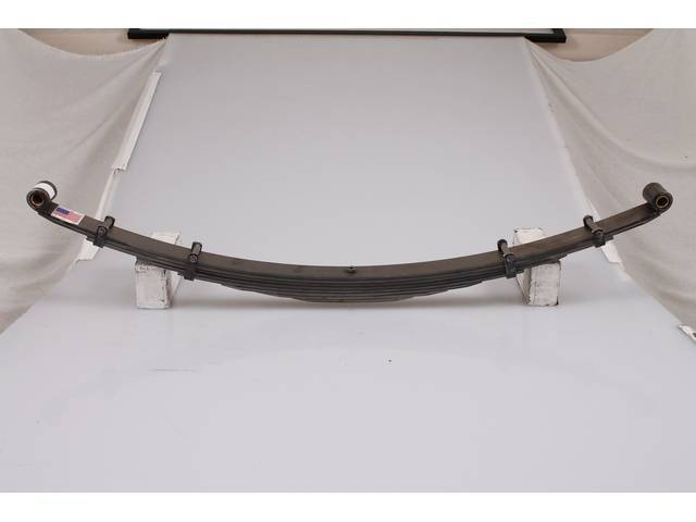 LEAF SPRING, Rear Suspension, Reproductions by Eaton Detroit