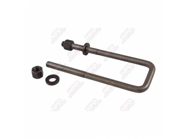 U-BOLT REAR SPRING INCL NUTS B7C-5705