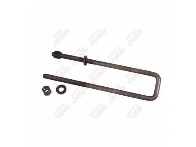 U-BOLT, REAR SPRING, INCL NUTS, B7C-5705-A