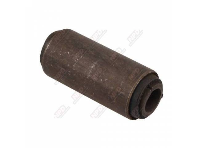 BUSHING, REAR SPRING OR SHACKLE