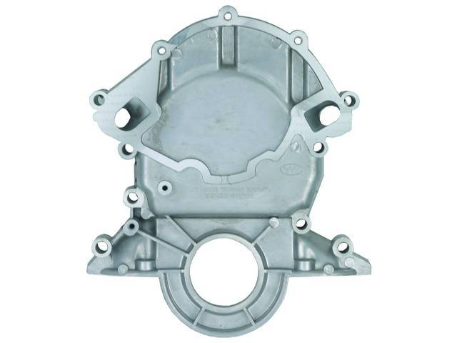 TIMING COVER, ENGINE FRONT