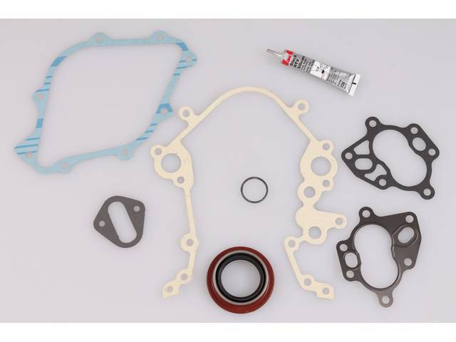 FRONT COVER GASKET AND SEAL