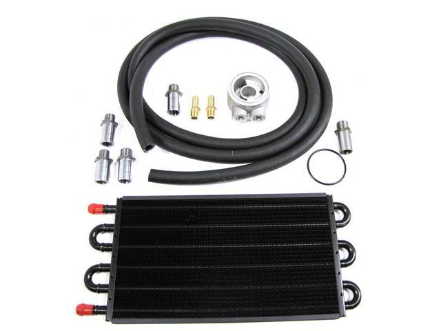 OIL COOLER, ENGINE, HEAVY DUTY