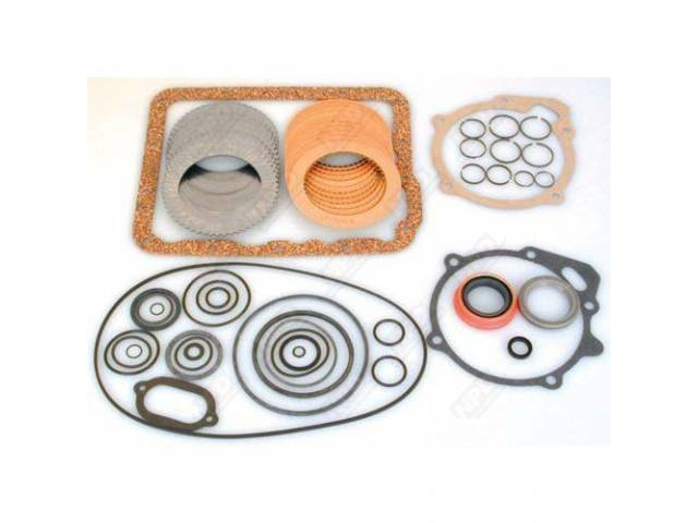 GASKET AND SEAL KIT MAJOR OVERHAUL GOTO T-7153-2A
