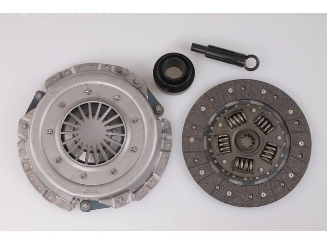 CLUTCH KIT, RAM PERFORMANCE REPLACEMENT, 10 INCH X