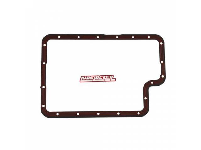 GASKET, Transmission Pan, Lube Locker, E4OD, LubeLocker gaskets