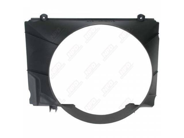 FAN SHROUD, F4TZ-8146-A