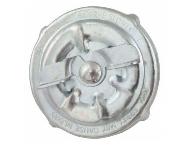 FUEL CAP HANDLE ON TOP ZINC E7UZ-9030-B FC-904