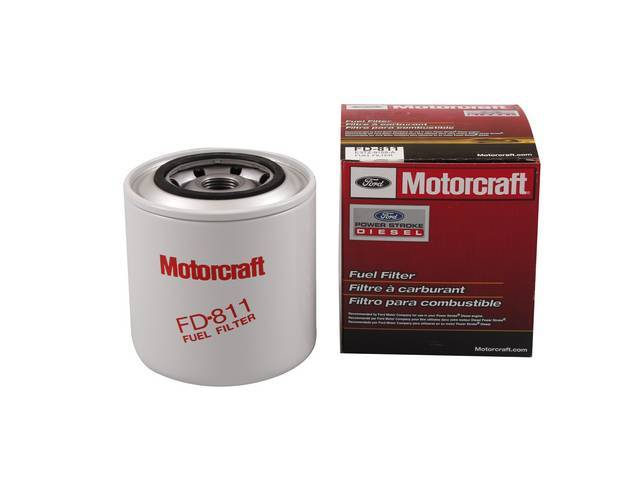 FUEL FILTER, *MOTORCRAFT*, FD-811