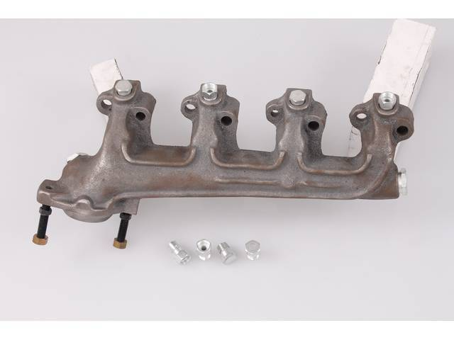 EXHAUST MANIFOLD, REPLACEMENT, RH