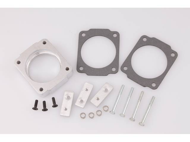 SPACER, MULTI-PORT FUEL INJECTION, *TORQUE CURVE* SPACERS CONDITION