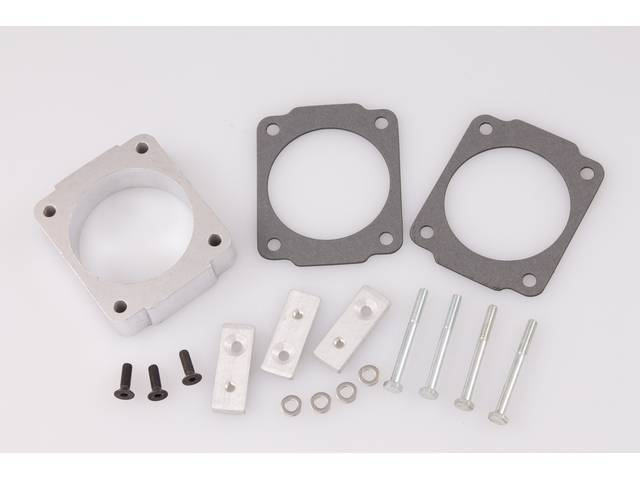 SPACER, MULTI-PORT FUEL INJECTION, STANDARD SPACER INCREASES PLENUM