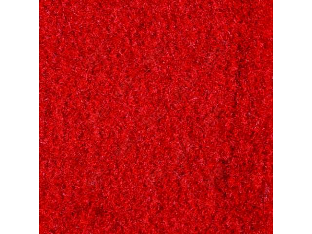CARPET CUT PILE NYLON MOLDED FIRETHORN