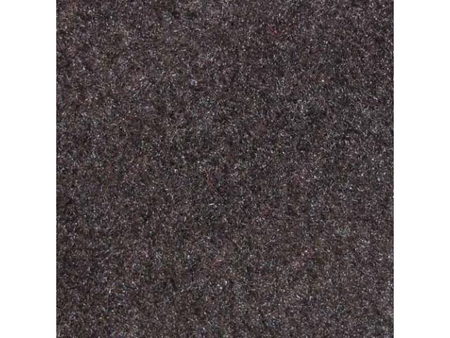 CARPET CUT PILE NYLON MOLDED GRAPHITE