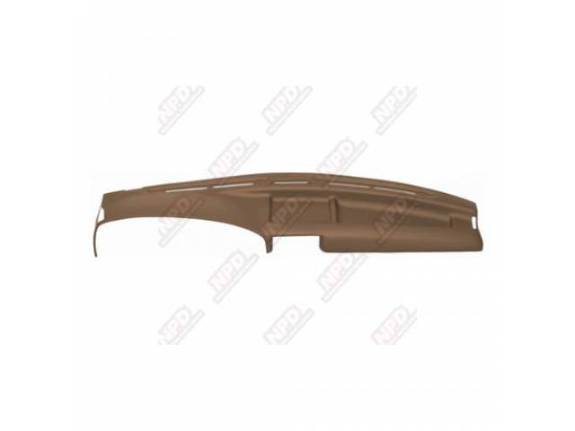 ULTIMAT TAUPE/MOCHA CUSTOM MOLDED DASH COVER PROTECT YOUR