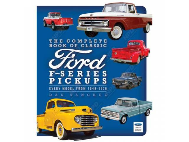 BOOK The Complete Book of Classic Ford F-Series