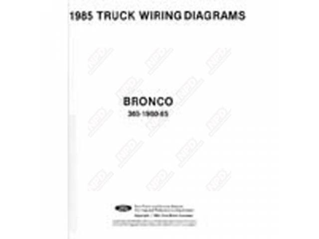 WIRING SCHEMATICS MANUAL