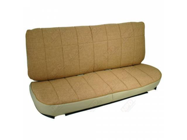 UPHOLSTERY SET, DELUXE BENCH