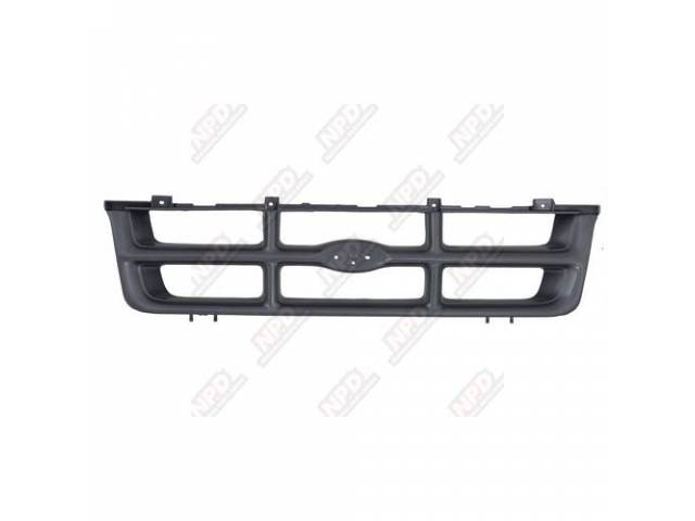 GRILLE / 2 / 4WD FLRESD 93-94 DR