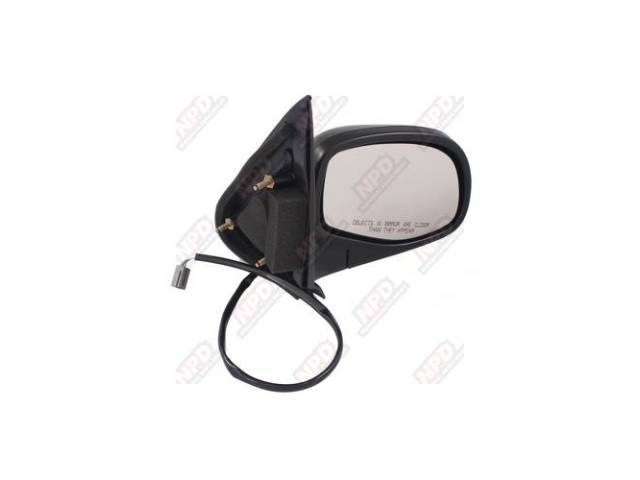 SIDE MIRROR / RH 93-97 POWER
