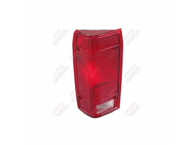 TAIL LAMP /LEFT RANGER 83-90