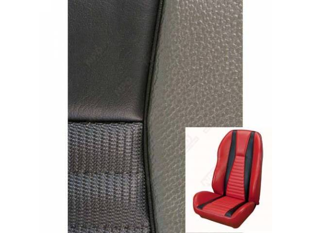 UPHOLSTERY, Front Bucket, Sport Seat II, Mach 1