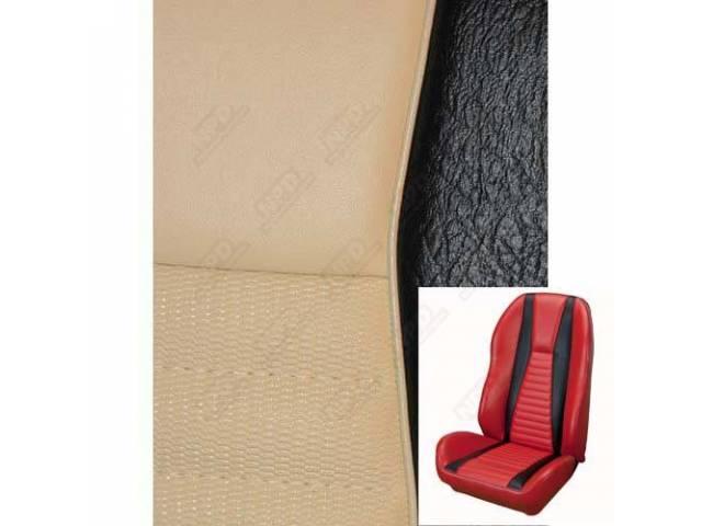 Upholstery Front Bucket Sport Seat Ii Mach 1