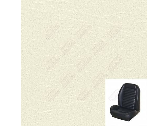 UPHOLSTERY, Front Bucket, Sport Seat II, Standard style,