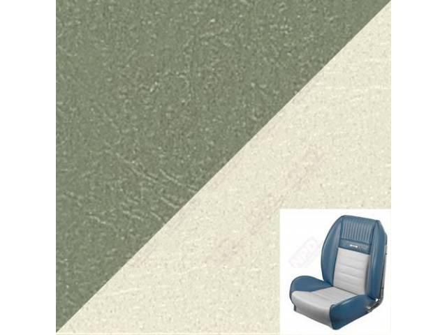 Upholstery Front Bucket Sport Seat Ii Deluxe Pony