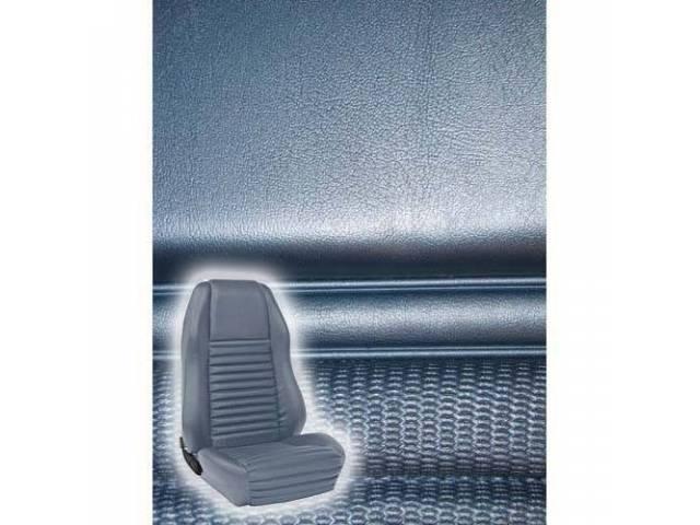 SPORT SEAT BUCKET MACH 1 STYLE MEDIUM BLUE