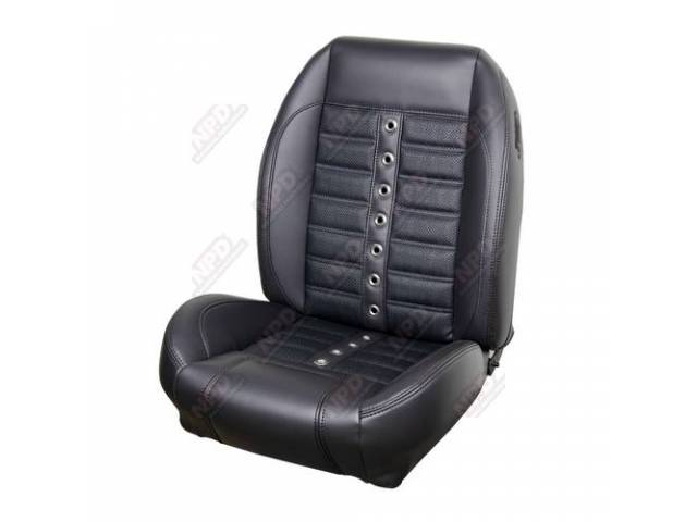 UPHOLSTERY, FRONT BUCKETS, SPORT X