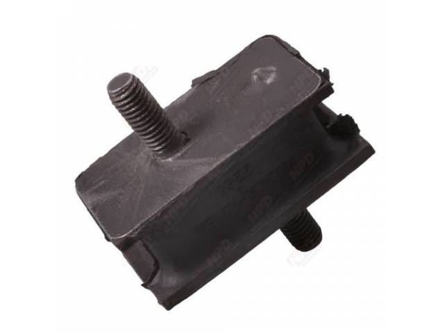 Mount / Insulator, Engine, Rubber