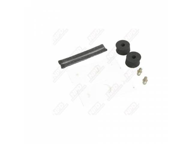 Seal Kit Wiper Post Pivot Transmission Mount Seals