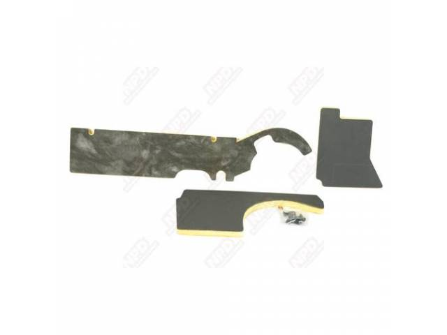 Insulation Pad, Firewall, Made W/ Correct Yellow Insulation