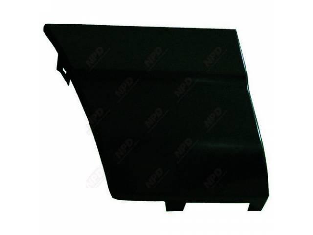 Repair Panel, Fender, Lower Rear, Lh, 9 To