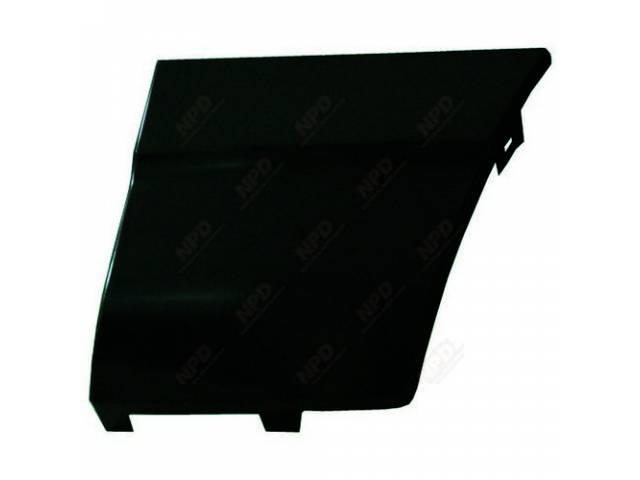 Repair Panel, Fender, Lower Rear, Rh, 9 To