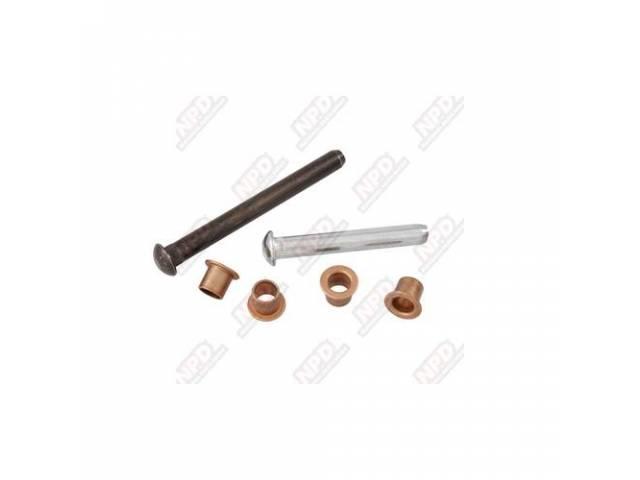 Pin Kit Door Hinge 1 Long Pin 1