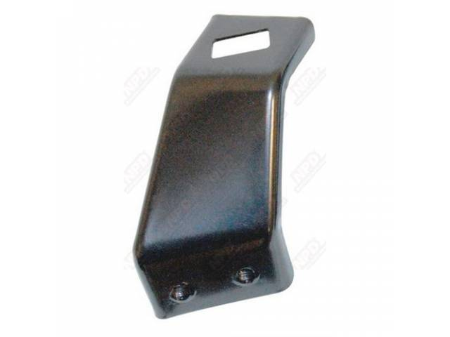 Bracket Vent Window Support Lh Edp Coated Repro