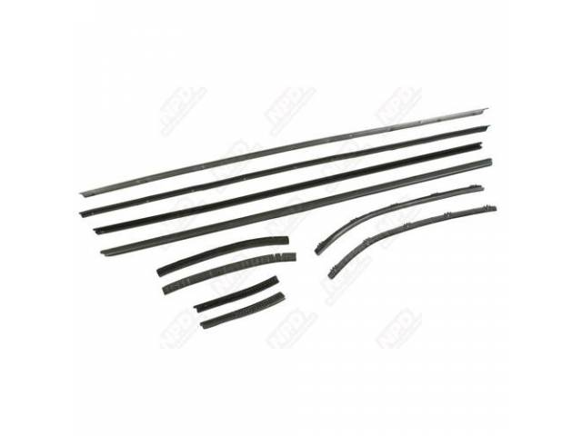 Windowfelt Kits Replacement Style Inner And Outer Felts