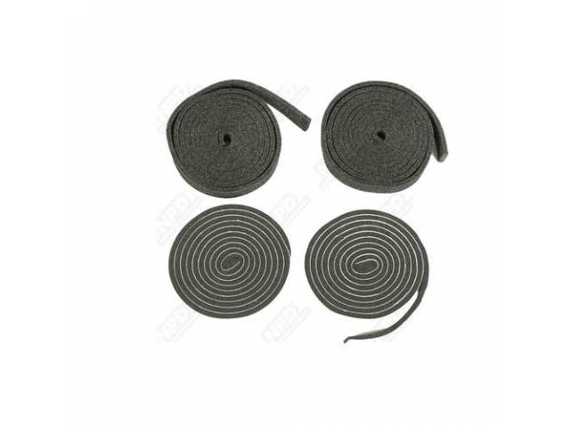 Drip Rail Foam Seal Kit Seal Between The