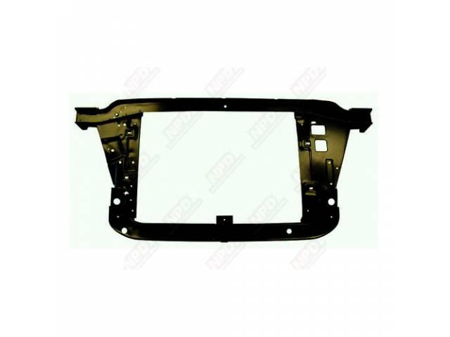 Support Radiator Core Complete W/ Upper Tie Bar