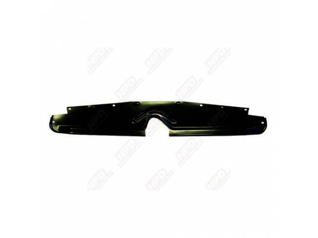 Shield, Lower Front Bumper, Repro, Designed To Fit