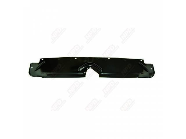 Shield Lower Front Bumper Repro Designed To Fit