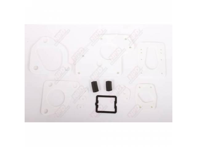 Gasket Kit, Firewall , Foam Gaskets, Used To
