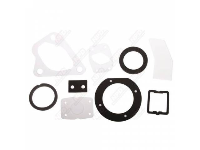 Firewall Gasket Kit, Foam Gaskets To Mount All